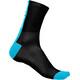 Castelli Distanza 9 Socks Unisex black/sky blue